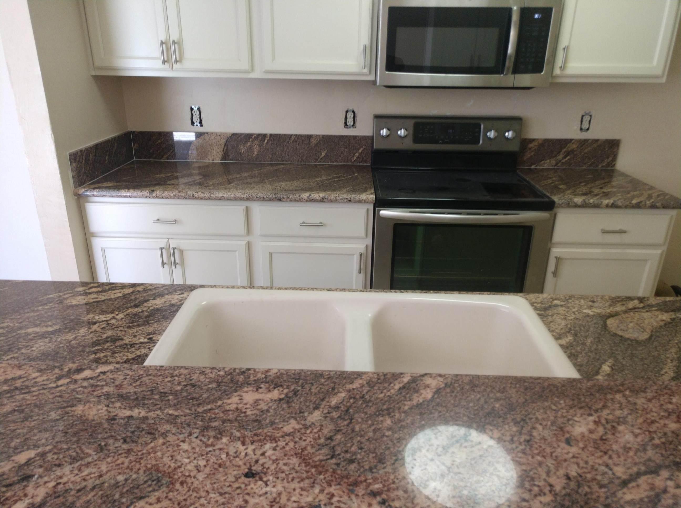 2cm Giallo California Granite